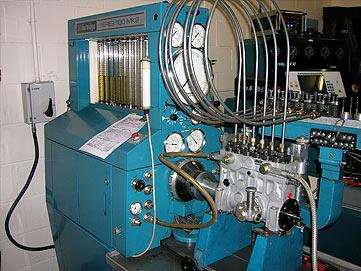 Workshop Deutz Fuel Injection Pump on Bosch Diesel Fuel Injection Pumps